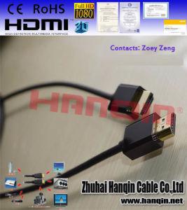 아BS 포탄 유형 고속 HDMI 케이블 2.0