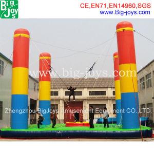 Kommerzielle aufblasbare springende Trampoline 2016 für Verkauf (BJ-AT44)