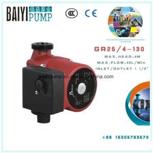 Pompa di circolazione del pavimento del riscaldamento della famiglia (RS25/4G)