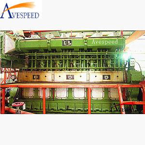 3000-3500kw neumático de residuos de aceite de la pirólisis generadores de electricidad.