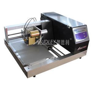 기계, 금박을 입히는 압박 인쇄공, 황금 포일 인쇄공을 인쇄하는 금박지