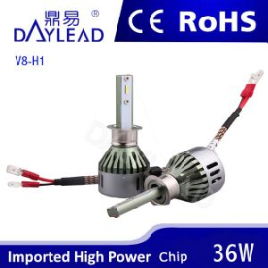 Fabricado en China buena calidad de los faros de led con Chip Samsung