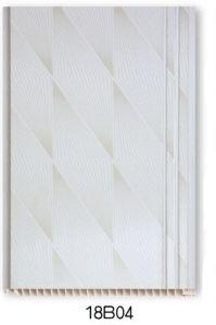 Panneau de plafond PVC 18cm (18B04)