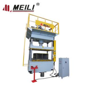 Ofertas mensuales plato personalizadas final formando prensa eléctrica hidráulica 300 toneladas embutición de máquina de prensa
