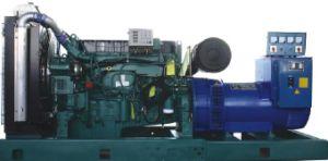68kw série Groupe électrogène diesel Volvo (CDV [S/L]-68)