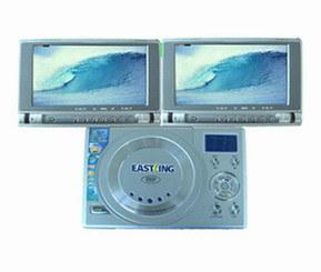 7-дюймовый портативный DVD (ET6600)
