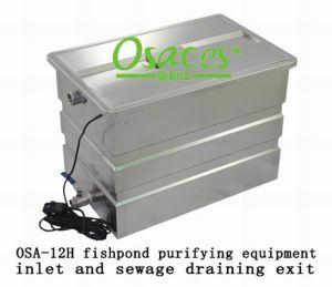 Matériel de purification d Fishpond Osa-12h
