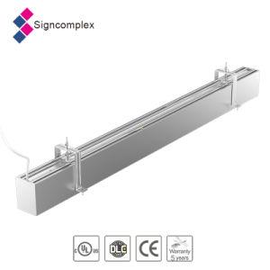 Het nieuwe Lineaire Lichte Systeem van het Aluminium SMD2835 met UL Dlc, 5 Jaar van de Garantie