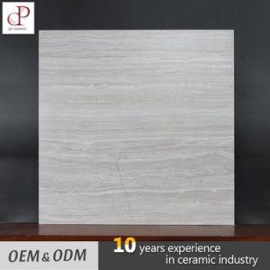 600X600 de la conception de marbre de style rustique en porcelaine émaillée mur/carrelage de sol en céramique