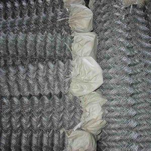 Enduit de PVC sur le fil de sécurité grillage à mailles