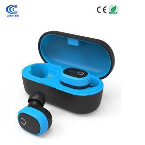 Taller de tecnología inalámbrica Bluetooth 5.0 Deportes auriculares auriculares auriculares con micrófono con auriculares para iPhone