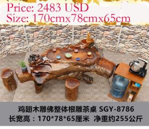 Arte Gendiao chinês - Chá de Kung Fu - Cerimônia do Chá mesa de café