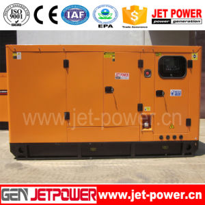 Ce silence ISO 3 Phase Cummins 30kVA Groupe électrogène Diesel