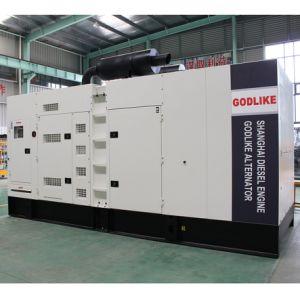 250 ква 200квт электрический генератор на базе двигателя Scdc дизельных генераторах