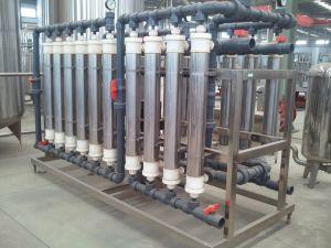39t/H de volledige Automatische Lopende band van de Behandeling van het Water Volledige