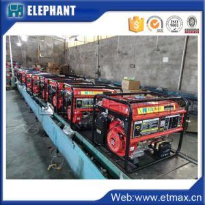 공장 직매 경제적인 2.6kw 3.25kVA 변환장치 가솔린 발전기