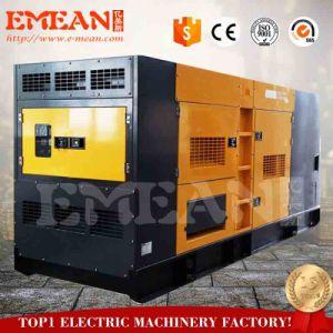 100kw Générateur Diesel Ricardo moteur silencieux 125kVA Groupe électrogène Diesel