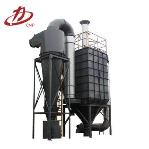 Tipo industriale collettore di polveri del sacchetto di impulso per filtrazione del gas