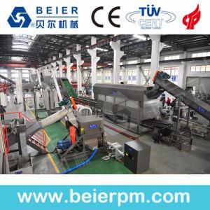 PP PE lavado de botellas de PET reciclado y la máquina de peletización