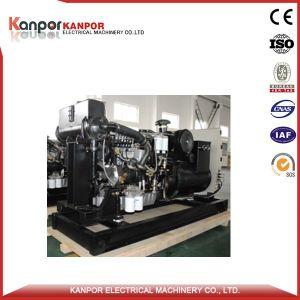 Lovol 68kw 85kVA (75kw 94kVA) 열려있는 유형 디젤 엔진 발전기 세트