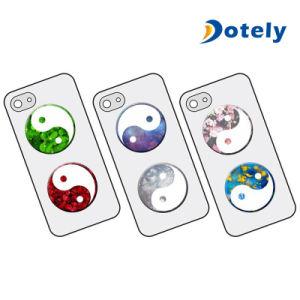 Kundenspezifischer TPU Kontaktbuchse-Telefon-Griff-Halter-Finger-Ring-Standplatz