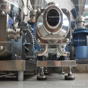 Gesundheitliche Lebensmittelindustrie Inox doppelte Schrauben-Zulaufpumpe