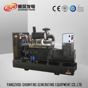 Met water gekoelde Diesel van de Stroom 500kVA 400kw Deutz Generator met Ce