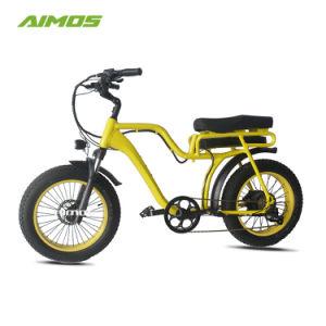 Ahorro de energía competitiva bicicleta eléctrica con batería de litio de 10Ah