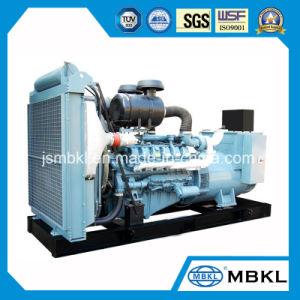 240квт/300ква низкое потребление энергии 3 фазы с турбонаддувом Деу Doosan генераторах