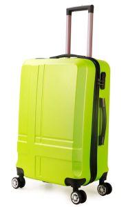 Grossist ABS hartes Shell-Arbeitsweg-Gepäck-Laufkatze-Gepäck
