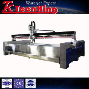 熱い販売のTeenkingのセリウムが付いている鋼鉄のためのWaterjet打抜き機