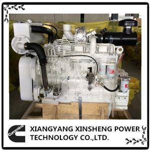 바다 배 주요 추진력 힘을%s 6bt5.9-M120 Dcec Cummins 터보로 충전된 디젤 엔진