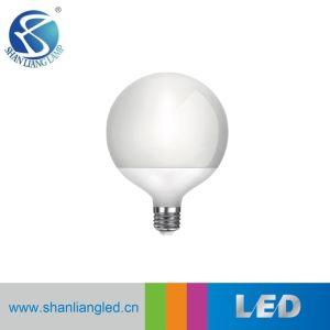 E27 40W luz SMD de aluminio y plástico bombilla LED Lámpara