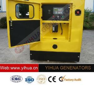 55 KVA-schalldichter Dieselgenerator mit Cummins-Energien-Cer-Zustimmung [IC180302g]