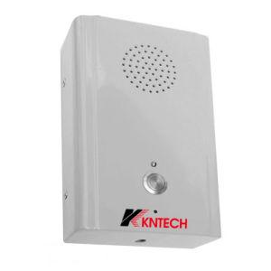 呼出すべきポイントツーポイント通話装置の非常呼出ボックス押し