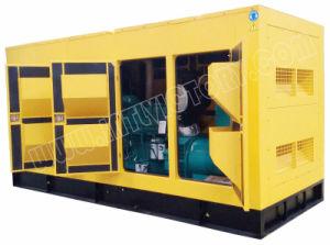 leiser Dieselgenerator der BRITISCHEN Marken-400kw/500kVA durch Perkins Engine