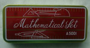 Mathematisches Set-Mathe gesetztes Kofa Oxford Mathe-Set