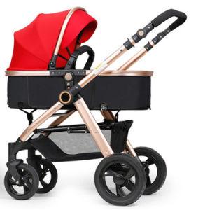 High-View e dobragem portátil carrinho de bebé Ks-004A
