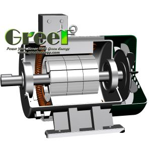 Настраиваемые Hydro на базе генератора 10KW и 20KW и 30KW и 40KW и 50квт