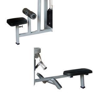 Équipement de fitness/équipements de gym pour Multi Jungle 4 pile (FM-2004)