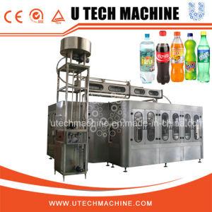 Reparo automático máquina de enchimento de bebidas carbonatadas convenientes