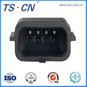 4 Контакты пластиковые Автоматический кабель штекерный разъем для жгута проводов