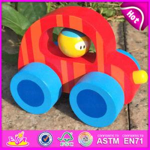 2015 Novíssimo Carro de madeira brinquedo, Kids Brinquedo Carro de madeira madeira encantador carro de brincar, Carro de madeira de brinquedos para o bebé W04A200