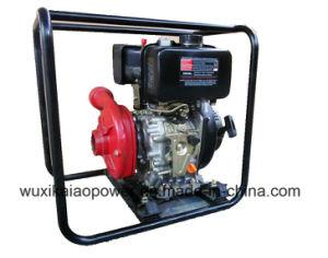 2  Inch Cast Iron High Pressure Water Pump 5.5L Fuel Tank
