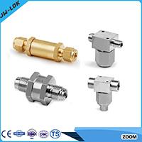Compresor de aire unidireccional de acero inoxidable filtros