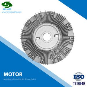 La fundición de aluminio mecanizado CNC de silicona el embrague del ventilador
