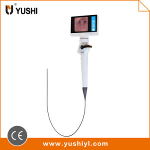 Flexibler video Endoscopehaltbarer BronchoscopeveterinärEndoscope flexibles Nasopharyngoscope