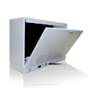 Yashi 65 pouces écran tactile LCD transparent Affichage Affichage publicitaire