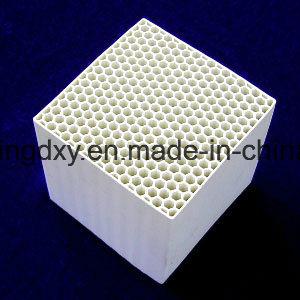 High quality ceramic Honeycomb comme support d'échange thermique pour RTO
