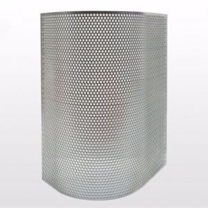 Feuille de Métal perforé en acier inoxydable pour le disque de filtres à mailles de l'écran
